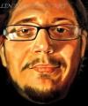 Autoportret îngânfat