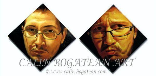 Autoportretul legătura cu tradiţia picturii