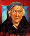 Portret de bătrână