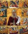 Icoane împărătești Sfântul Antonie