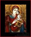 Nicula Icoana Făcătoare de Minuni a Maicii Domnului de la Strâmba