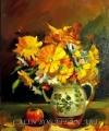 Ulcică cu flori galbene