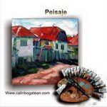 Peisaje pictură  în ulei pe pânză picturi de vânzare la comandă