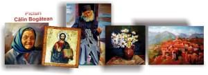 Picturi Călin Bogătean