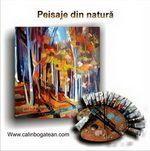 Peisaje din natură pictură pe pânză de vânzare