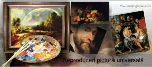 Reproduceri pictură universală