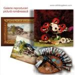 Galerie reproduceri pictură românească pe pânză