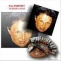 pret portret detaliu facial