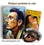 Prețuri portrete oameni în ulei