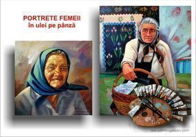 Portrete de femei
