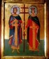 Sfântul Costantin și Elena mama sa