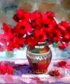 Flori vișinii de toamnă