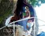 Pictură monumentală sfinți modelarea personajelor