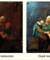 Restaurare tablou Spițerul