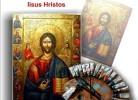 Icoane cu Iisus Hristos pictură bizantină pe lemn
